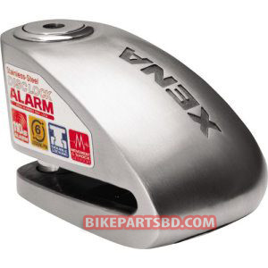 Xena XX-6 Series Disc Lock Alarm