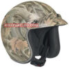 Vega X-380 Forest Camo Open Face Helmet