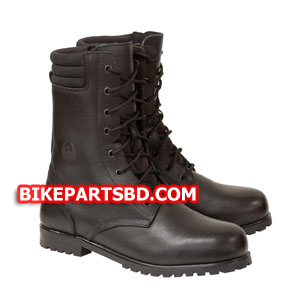Merlin Myrton Brown Leather Waterproof Motorcycle Boots bd